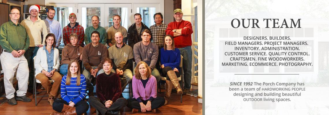 Meet the Porch Company Team