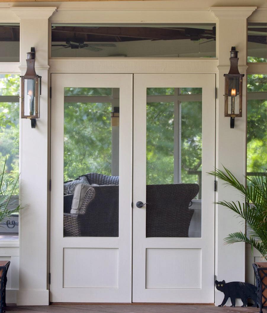 Incroyable Cypress Panel Screen Doors