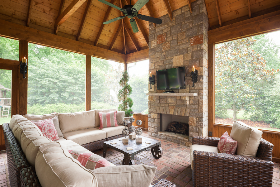 A Beautiful Screened Porch In Nashville The Company
