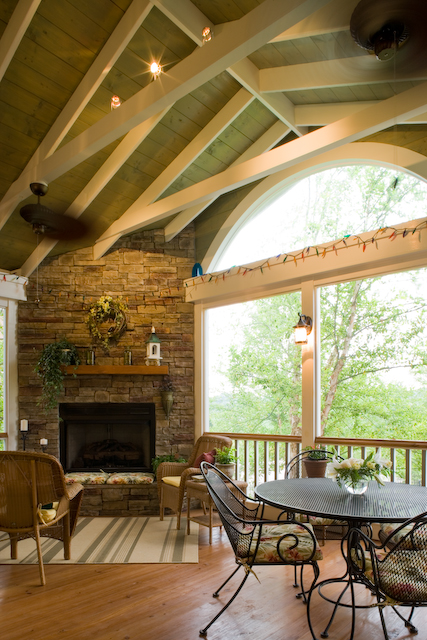 Porch Ceiling Styles The Porch Company