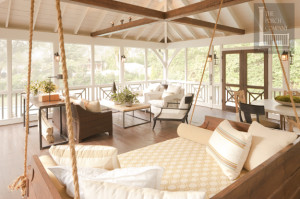 Diy Patio Daybed Swing
