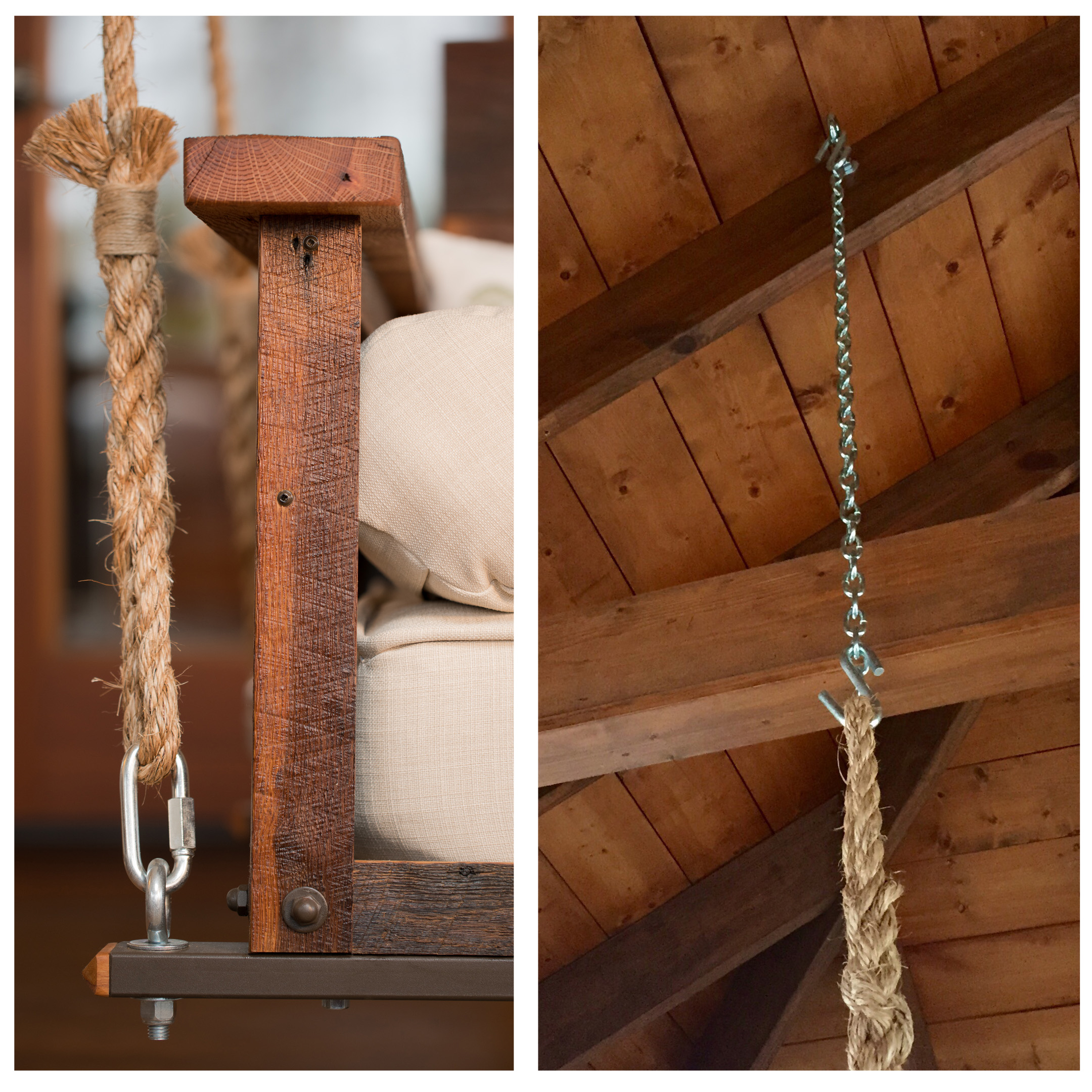 Bed Swing Ropes Photo