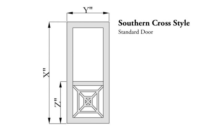 Southern Cross Door Standard