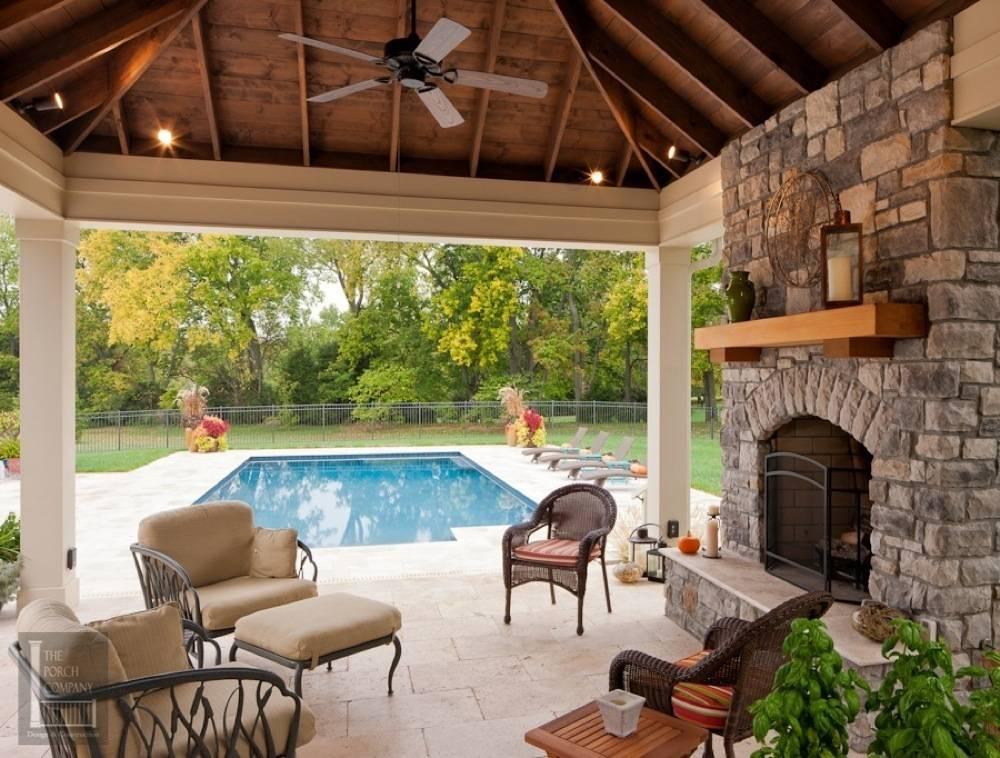 Poolside Luxury
