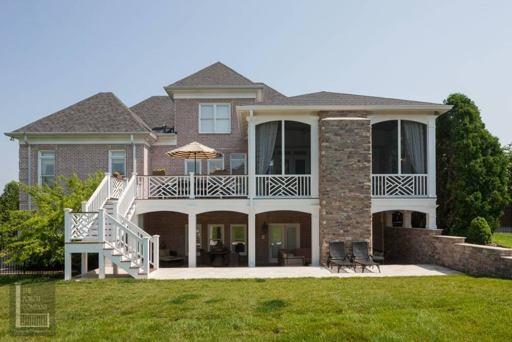 Two Story Makeover