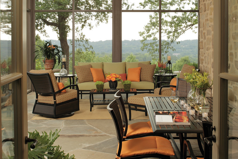 Porch Furniture Trends From The Front Line The Porch Companythe Porch Company