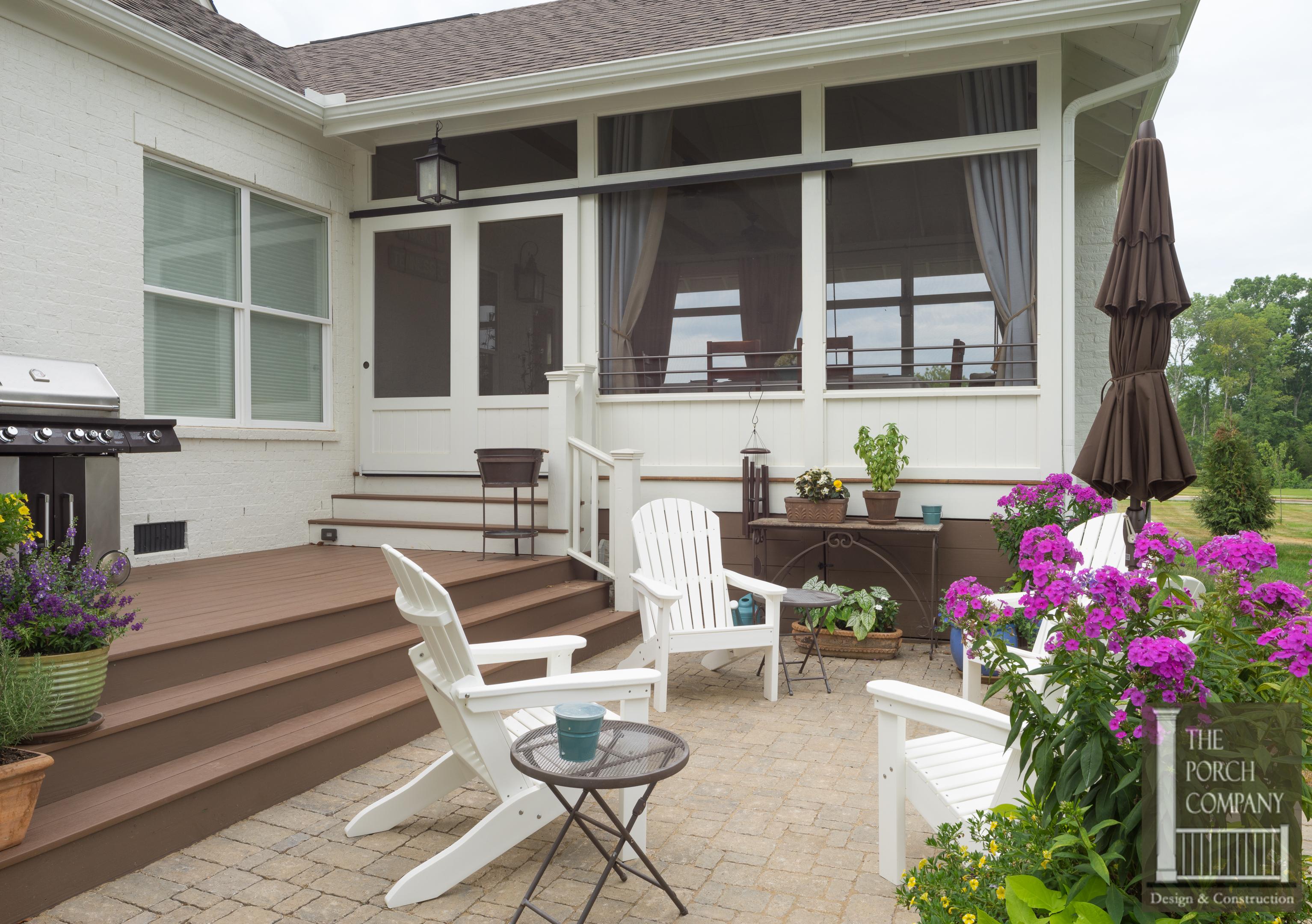 Porch Company Unique Design Features The Porch
