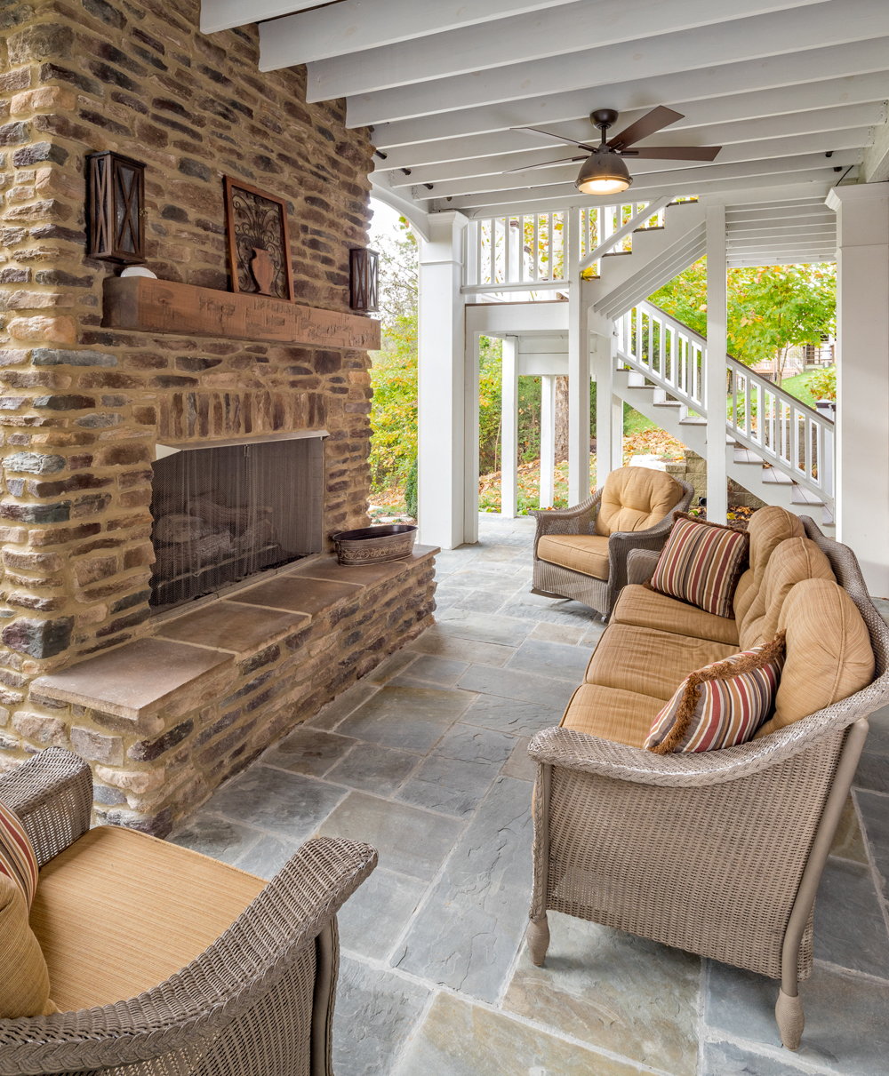 Porch Vs Deck Which Is The More Befitting For Your Home: One Of These Things Is Not Like The Other One At This