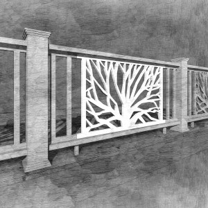 Railings_Branches