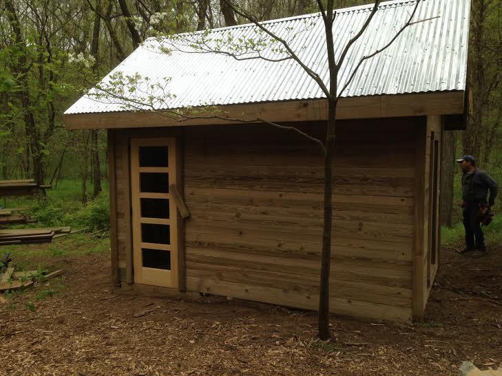 Radnor Lake Valve House Restoration