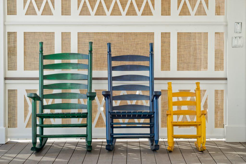 Porch Company Custom Fabric Privacy Wall