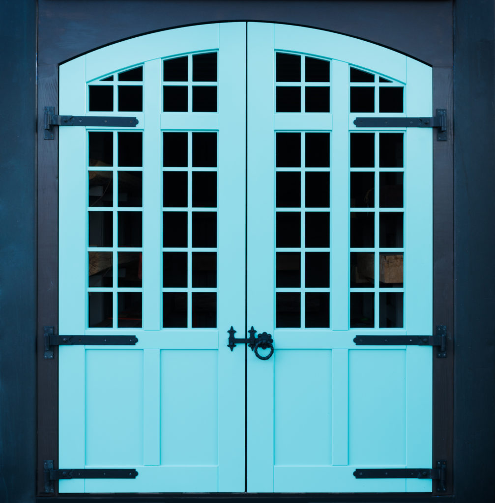 Porch Company Gate PVC