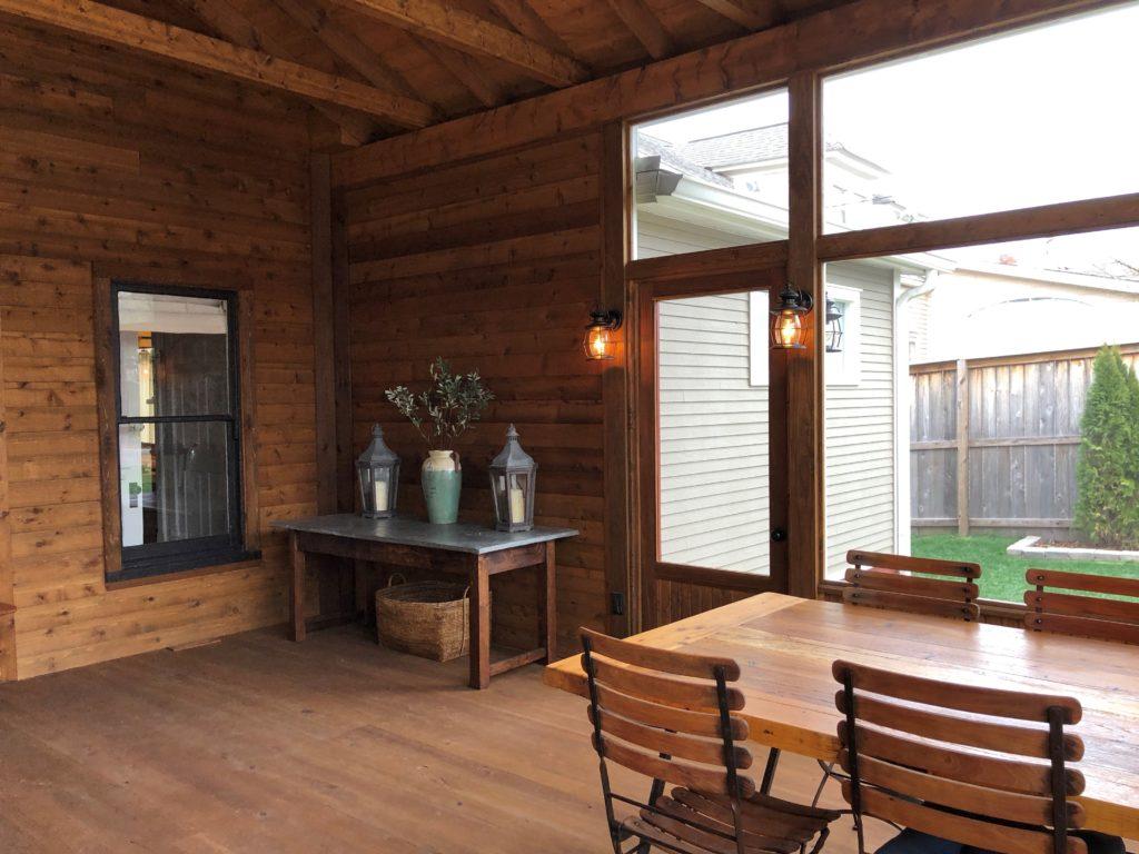 Nashville Custom Screen Porches