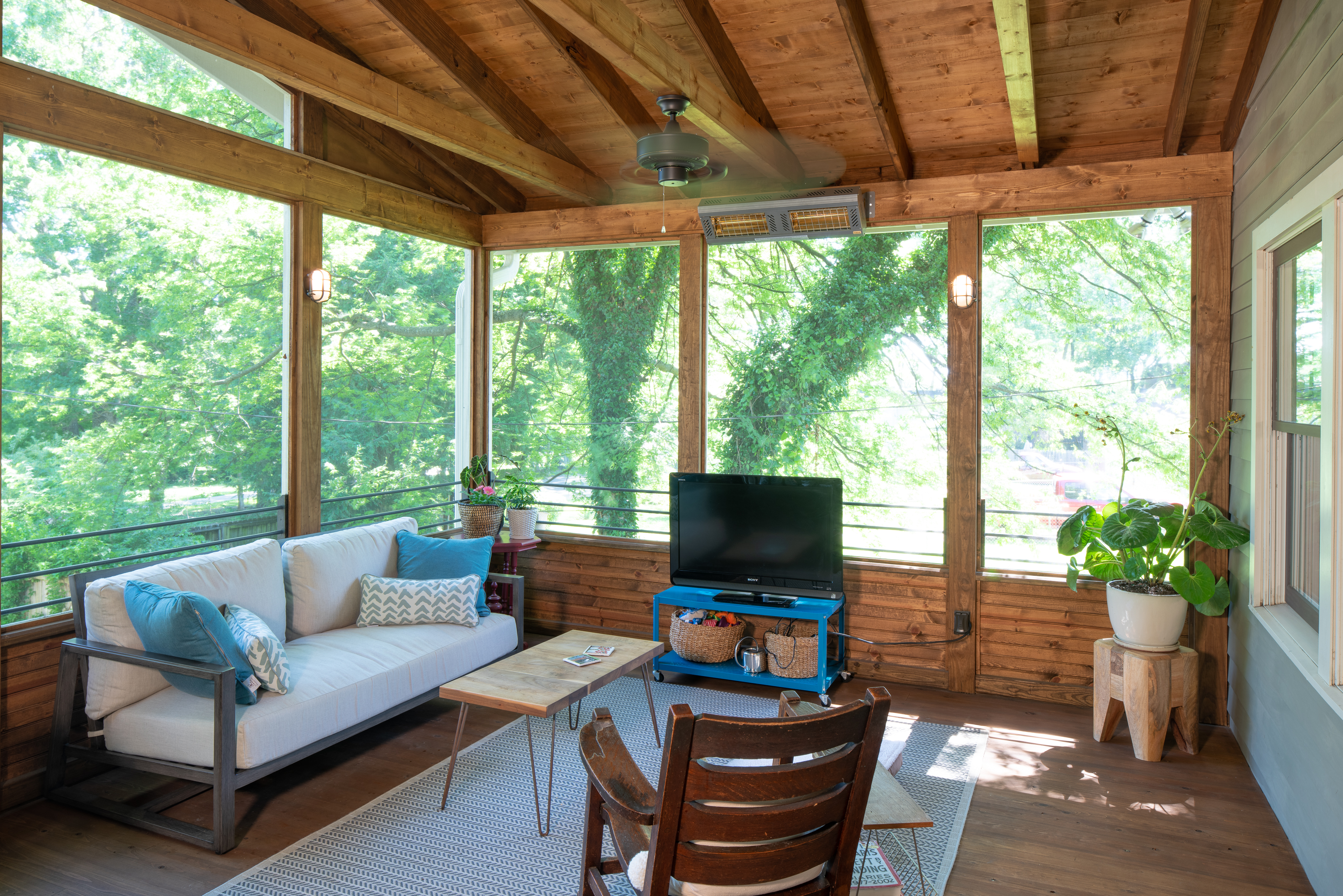 The Porch Company Says Decks Can Be Great But A Screened