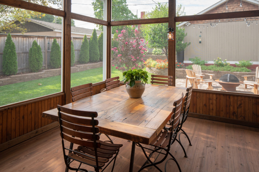 East Nashville Screened Porch Builders
