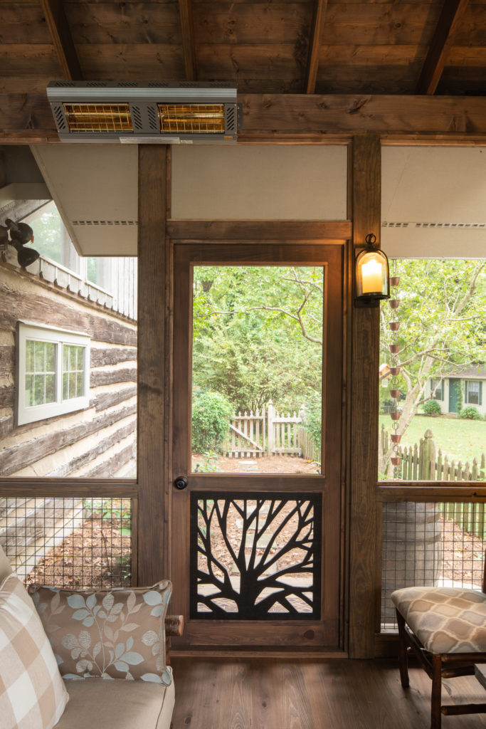 Madison TN Screened Porch Builder