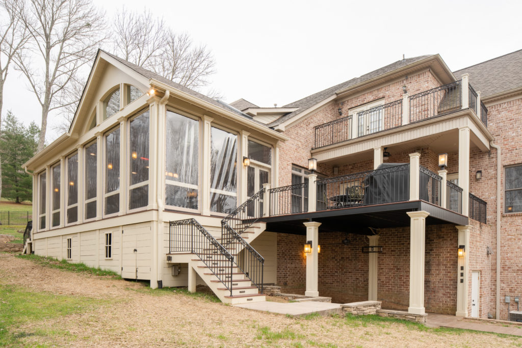 t Screened Porch in West Nashville