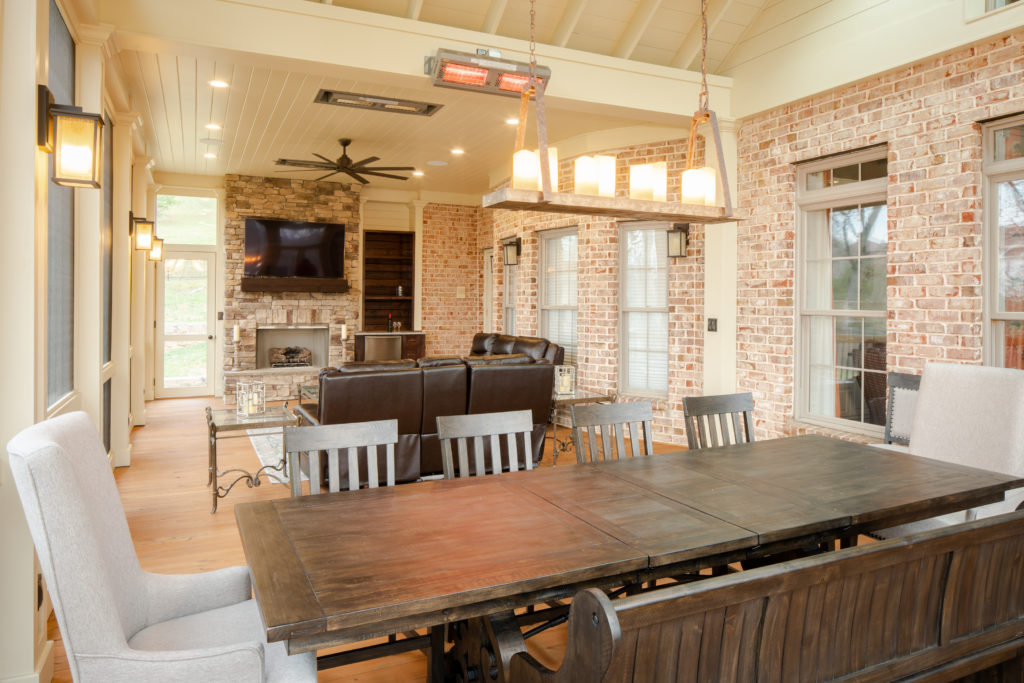 porch-screened-dining-heaters-ceiling-fire