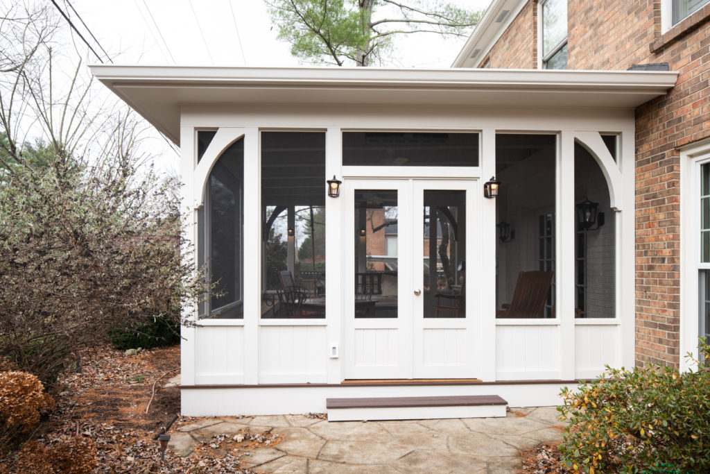 Have The Porch Company design and build the perfect porch for your home