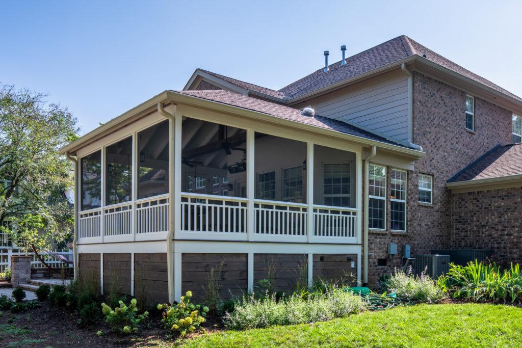 Green Hills Custom Porch Builder