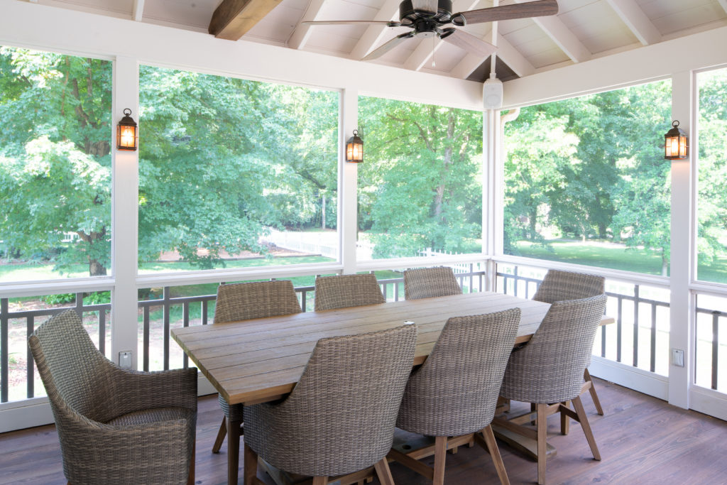 Your Green Hills Screened Porch Builder