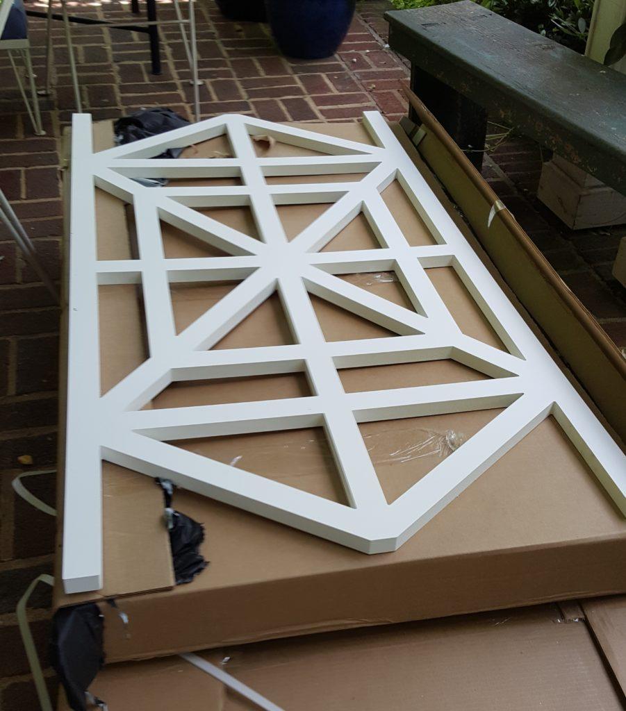 custom porch panels