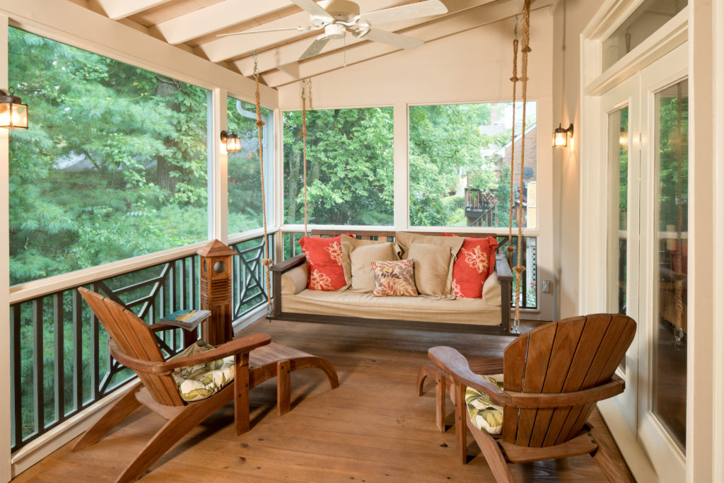 porch-screened-bed-swing-southern-cross-craftsman