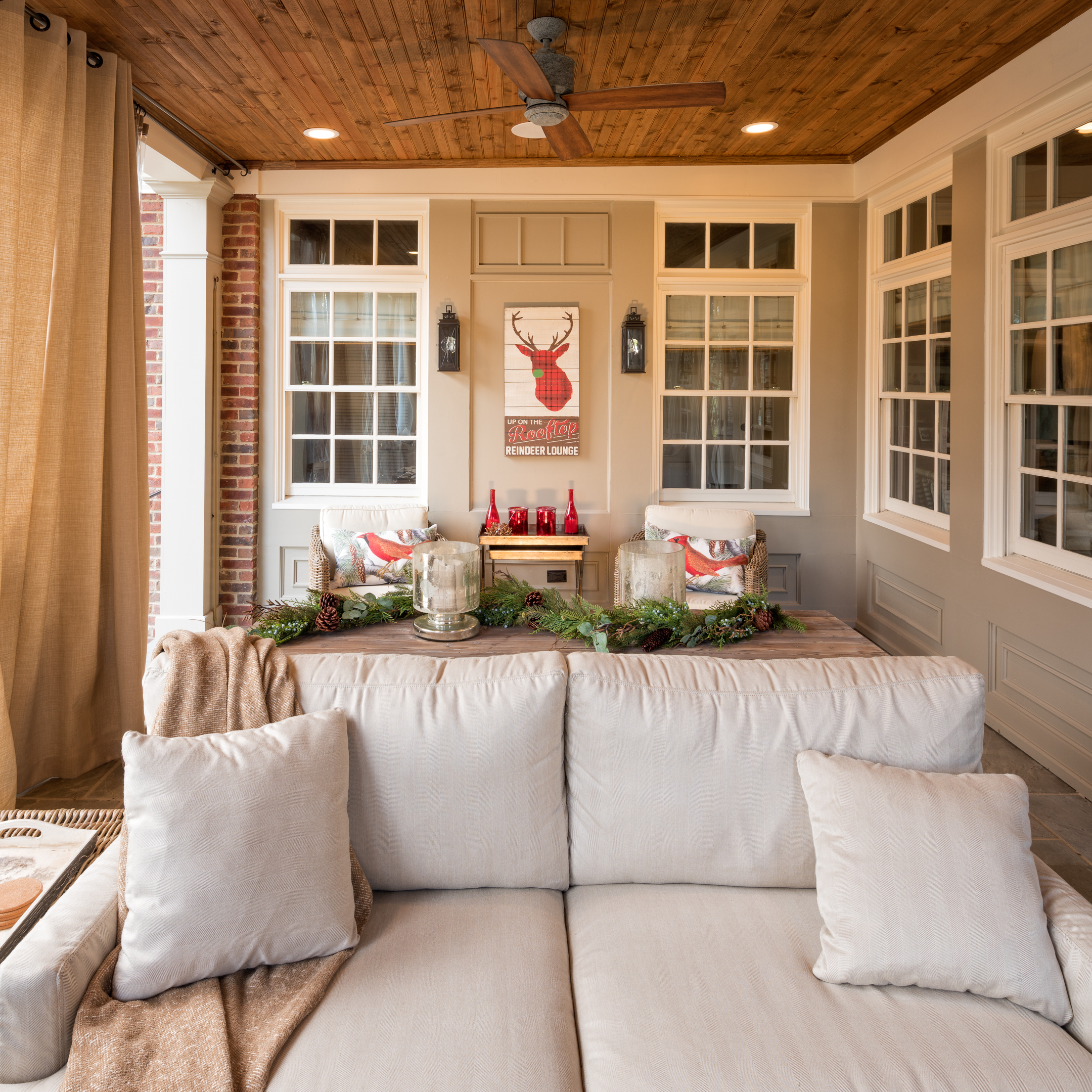 Nuances Of Screened Porch Ceilings Which Design And Why