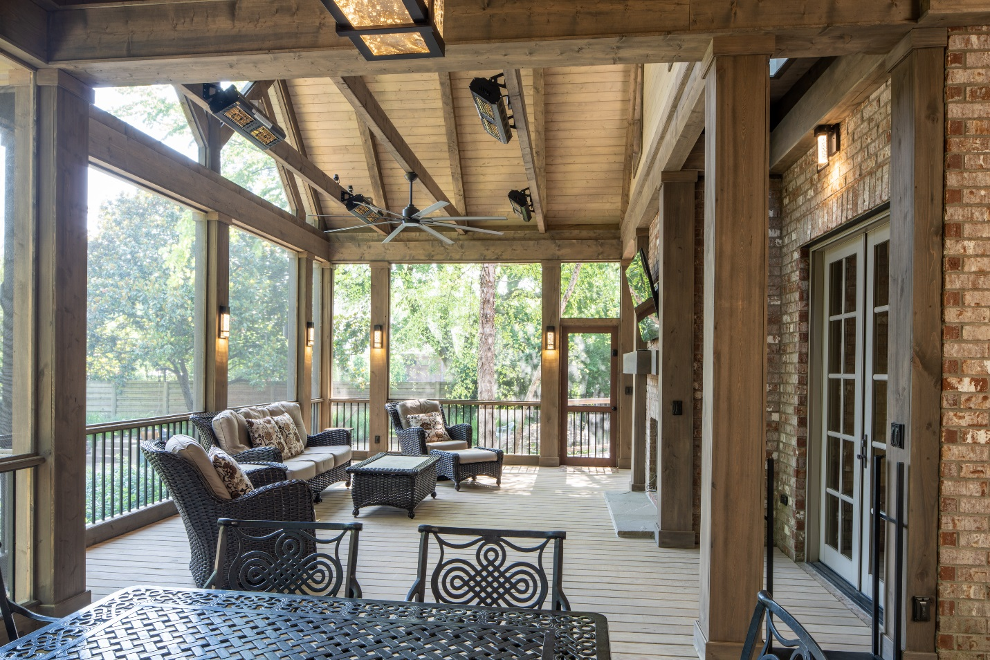 Green Hills TN screened porch builder