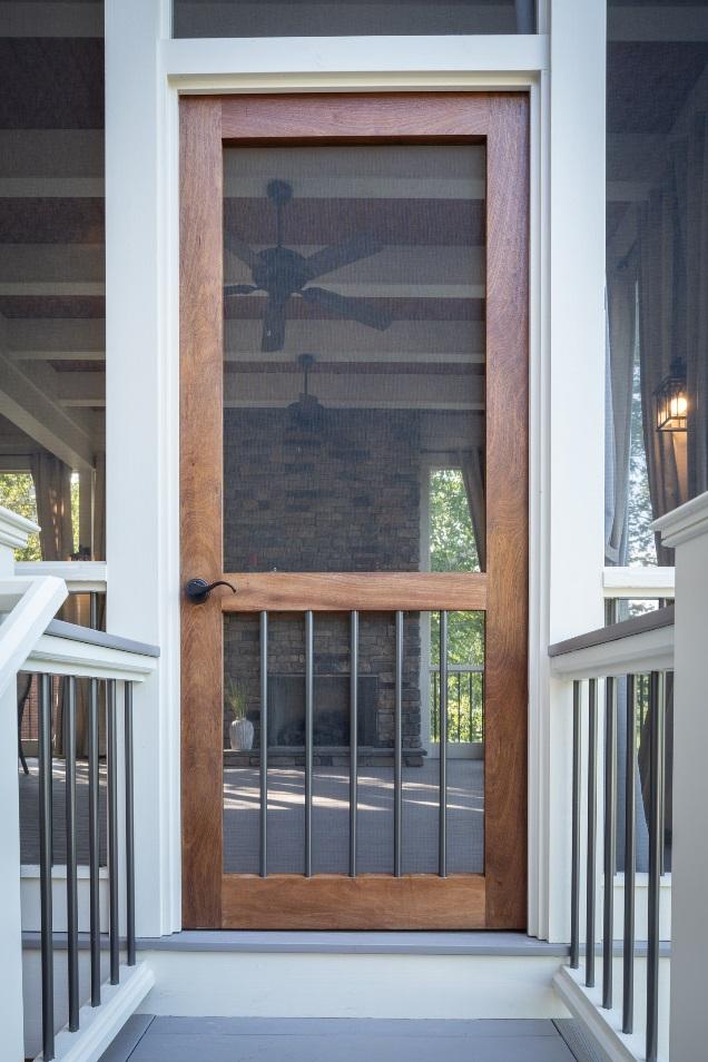 A PorchCo screen porch door is more than just a door