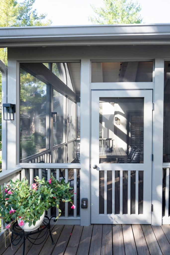 PorchCo screened doors