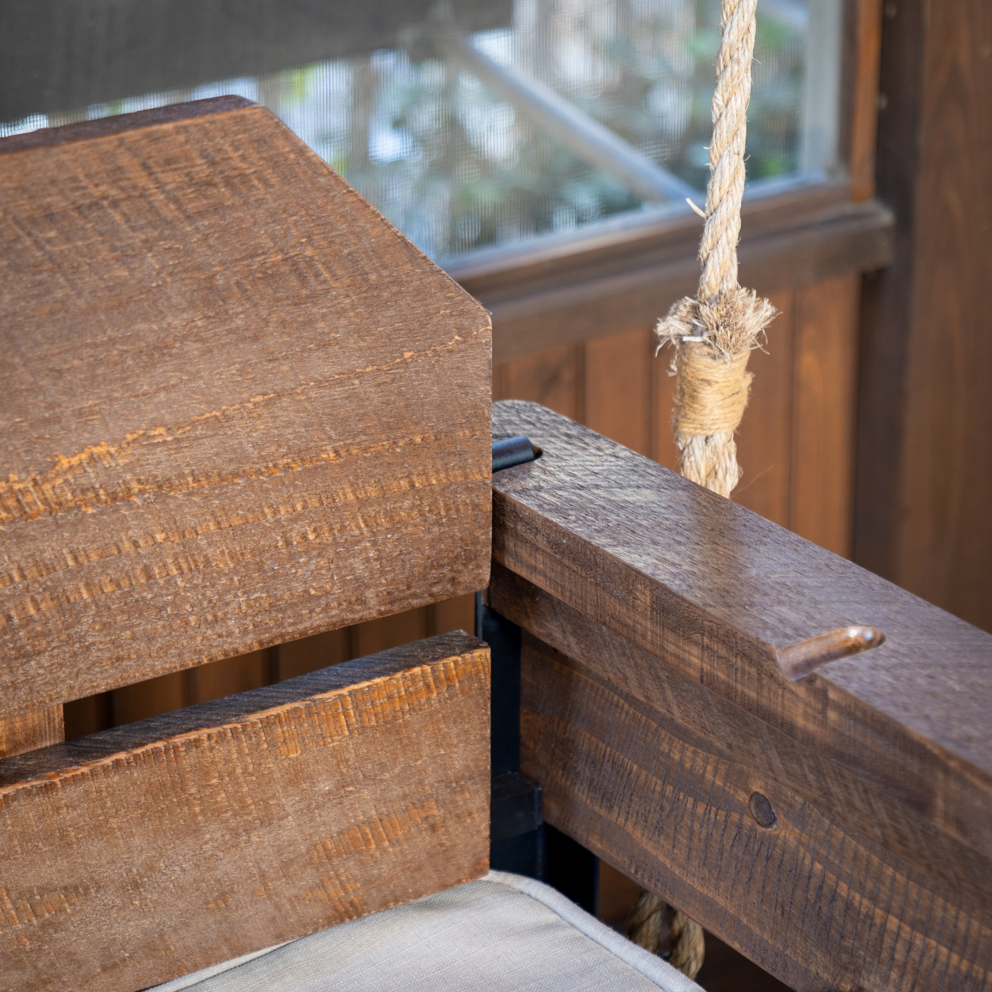 Porch Swing Bed From Porchco A Sleeping Porch Revival