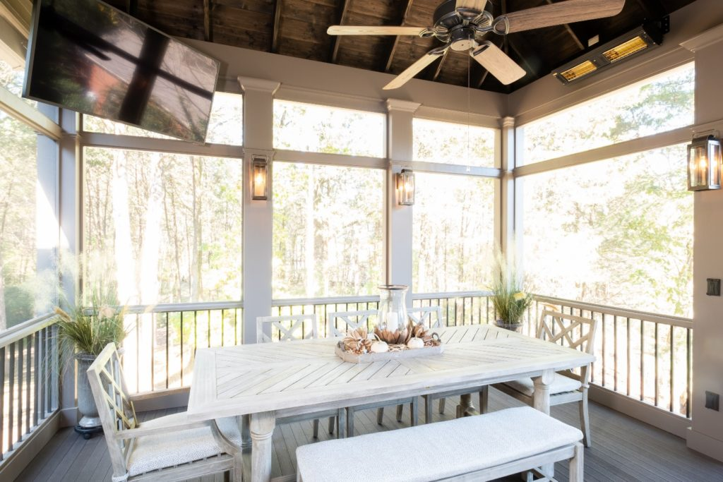 Experience outdoor dining in an all-new way at home
