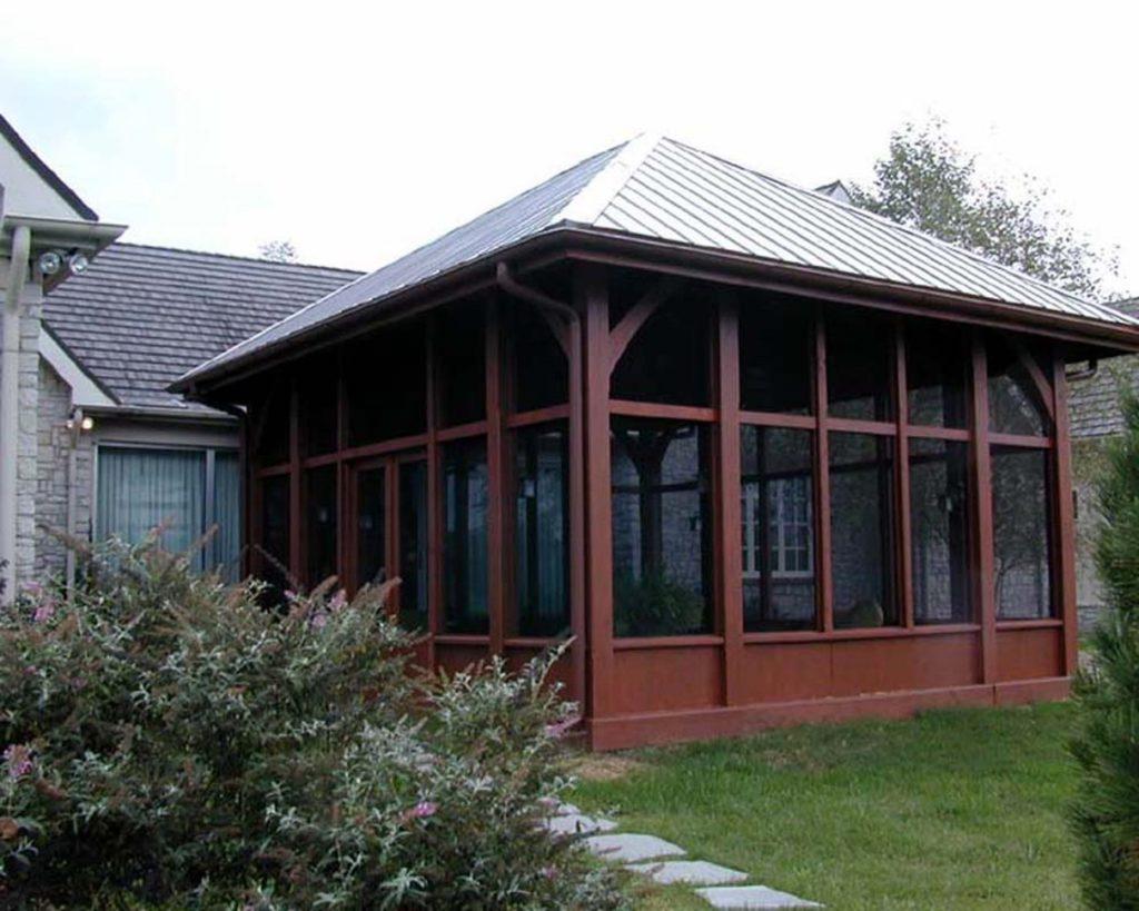 2001 Regional Chrysalis Award Winning Porch/Sunroom