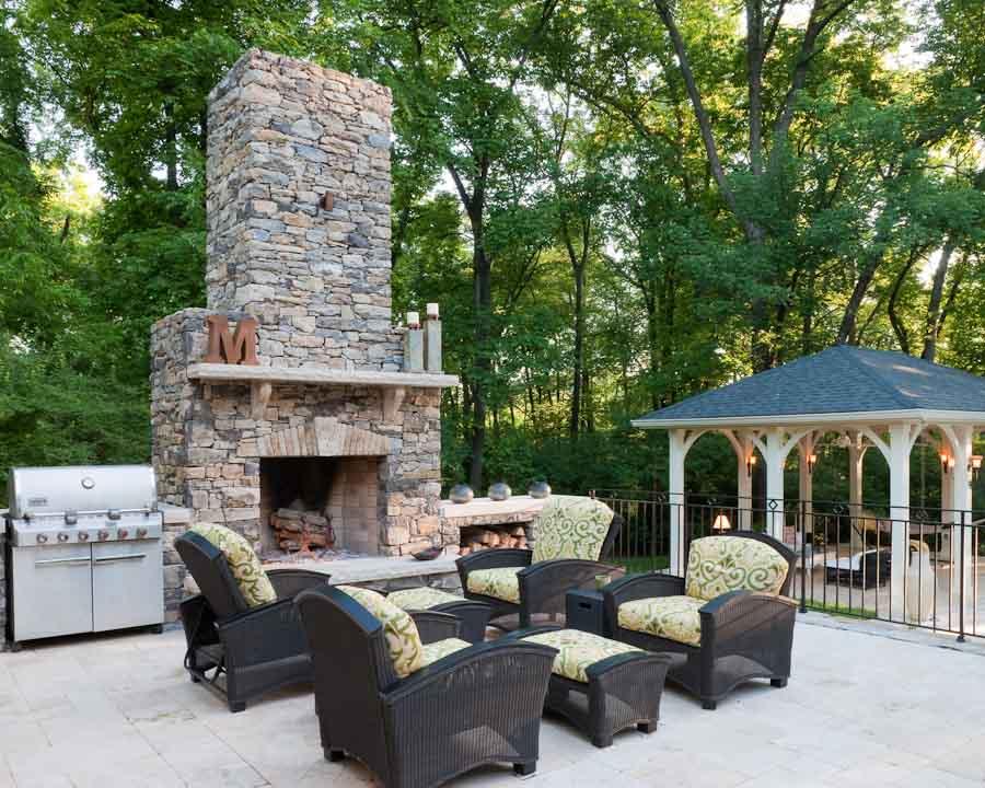2010 National Chrysalis Award Winning Outdoor Living Design