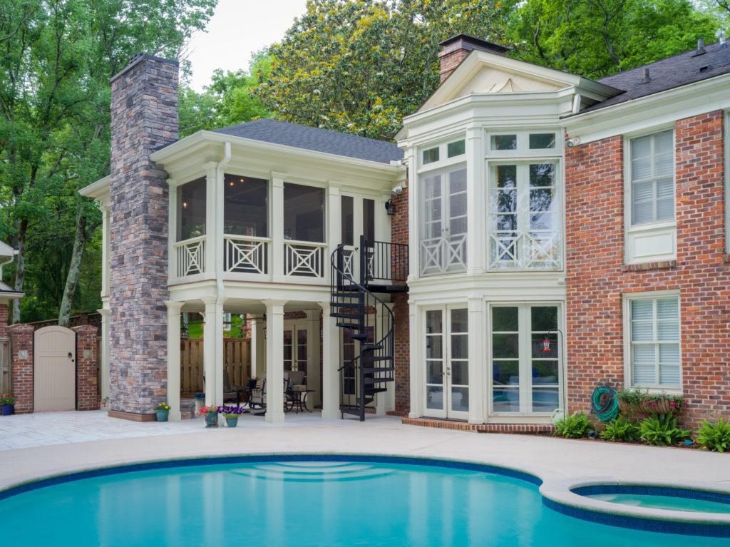 Forest Hills TN porch builder